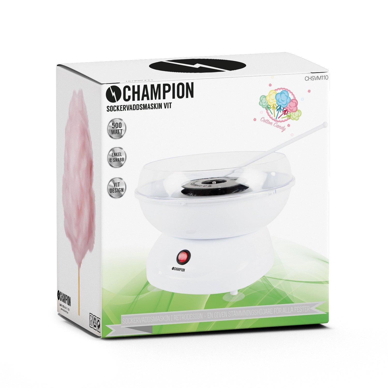 Køb Champion Candyfloss maskine på Av-Cables.dk