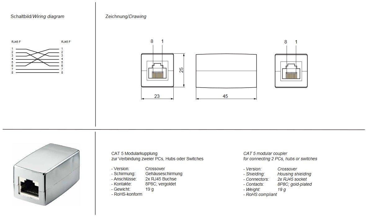 Ziemlich Druckbare Cat5 Schaltplan Bilder Netzwerk Rj11 Ethernet ...