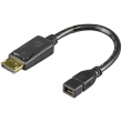 Displayport adapter kabler