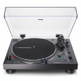 Audio-Technica AT-LP120XUSBBK Hi-Fi pladespiller - Sort
