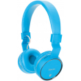 On-Ear Headset - Bluetooth 3.0 - Blå