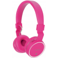 On-Ear Headset - Bluetooth 3.0 - Pink