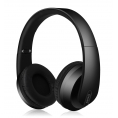 Av:Link - Bluetooth Satin Over-Ear Headset - Sort