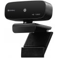 Sandberg USB Webcam Autofocus 1080P HD
