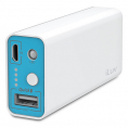 iLuv myPower Fast Charge PowerBank - 1 x USB-A - 5200 mAh