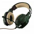 Trust - GXT 322G Gaming Headset - Grøn