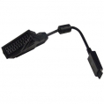 Scart adapter til Samsung LED-TV