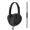 KOSS - Over-Ear Høretelefoner - UR23iK - m/mic - Sort