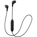 JVC FX9BT In-Ear - Gumy Trådløs Headset - Sort
