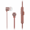 Kitsound - In-Ear Hive Trådløs Headset - Rosa