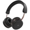 KITSOUND On-Ear Metro X Bluetooth Headset - Sort