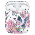 ONSALA COLLECTION Airpods Case - Pink Crane