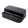 Micro-B USB Dockingstation - Sort