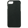 ONSALA iPhone 6/7/8 Cover - Black Leather