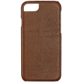 ONSALA iPhone 6/7/8 Cover - Brown Leather