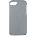 ONSALA iPhone 6/7/8 Cover - Grey Leather