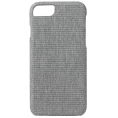 ONSALA iPhone 6/7/8 Cover - Grey Textile