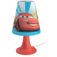 Philips - Disney børne bordlampe - Cars