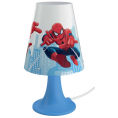 Philips - Disney børne bordlampe - Spiderman