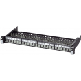 Actassi 19'' Rack patchpanel - 24 port