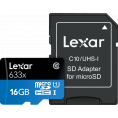 Lexar High-Performance 633x microSDHC/SDXC - R95 - 16GB