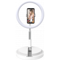 Digipower Foldable Ring Light Stand - 15 cm