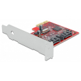 Intern SATA PCI Express kort - 2 vejs