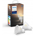 Philips Hue GU10 BT - White Ambiance - 2 stk.