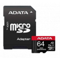 ADATA High Endurance Micro SDHC - 64 GB - Class 10