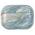 AirPods Pro Hard Marble Cover - Blue Sea