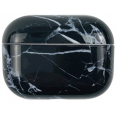 AirPods Pro Hard Marble Cover - Sort