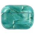 AirPods Pro Hard Marble Cover - Green