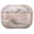 AirPods Pro Hard Marble Cover - Stone