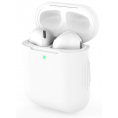 AirPods silikone cover - Gennemsigtig