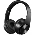 On-Ear Bluetooth 4.2 Høretelefoner - Sort