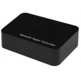 Bluetooth Apt-X multi transmitter - Optisk/Coaxial  - Sort
