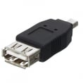 USB 2.0 adapter - A hun / USB-B 4p mini han