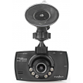 "Nedis DCAM11BK Bilkamera/dashcam - 2.7"" - Full HD 1080p"