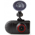 "Nedis DCAM40BK Bilkamera/dashcam - 2.4"" - Wide Quad HD 1440p"