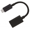 Accell USB-C 3.1 Han til 3.0 USB-A hun adapter - Sort