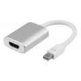 Mini Displayport til HDMI Adapterkabel - HDCP 2.2 - 4K - 60Hz
