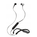 Streetz In Ear Headset - Bluetooth 4.1 - Sport - Sølv