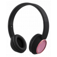 STREETZ On-Ear Bluetooth Headset - Pink