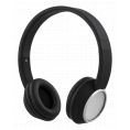 STREETZ On-Ear Bluetooth Headset - Sølv