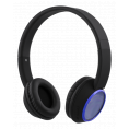 STREETZ On-Ear Bluetooth Headset - Blå