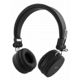 Streetz  - On-Ear Bluetooth Headset - Sort