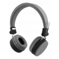 Streetz  - On-Ear Bluetooth Headset - Grå