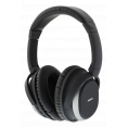 Streetz Over-Ear Bluetooth Høretelefoner - Sort