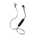 Streetz - Sport headset med mikrofon - Bluetooth 4.1 - Sort