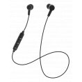 Streetz In-Ear Bluetooth Høretelefoner - Sort